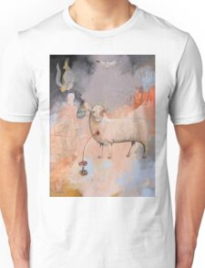A Religious Painting About Religion Unisex T-Shirt