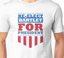 Bartlet For Presiden Unisex T-Shirt