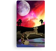 The Summer Stars Will Lead Me Home Canvas Print