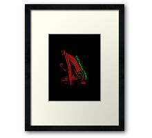 The Low End Theory Framed Print