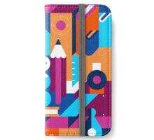 Creative Process iPhone Wallet/Case/Skin
