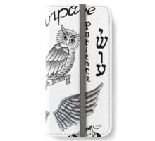 Justin Bieber Tattoos 2016 iPhone Wallet/Case/Skin