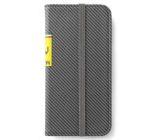 Ferrari Carbon Fiber Logo  iPhone Wallet/Case/Skin