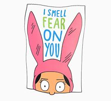 Louise Belcher: I Smell Fear on You (animated print) Unisex T-Shirt