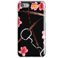 Bits, Flowers, and Bits of Flowers iPhone Case/Skin