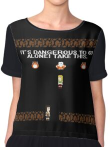 Don't Go Alone, Xena Chiffon Top