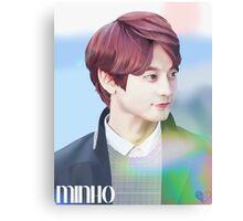 SHINee's Minho Canvas Print