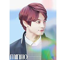 SHINee's Minho Photographic Print