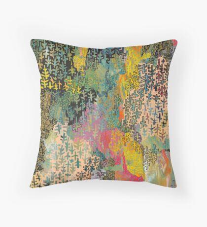 Landscape #2 Throw Pillow