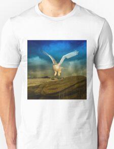 Light Emitting Deity  Unisex T-Shirt