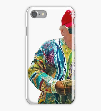 Donald Smalls iPhone Case/Skin