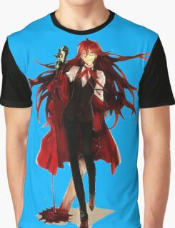 grell loves his blood Graphic T-Shirt