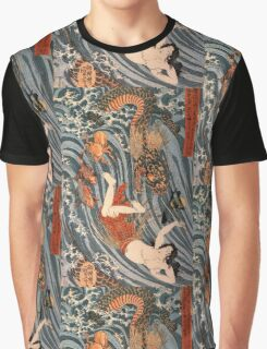 Man vs. Dragon 2 Graphic T-Shirt