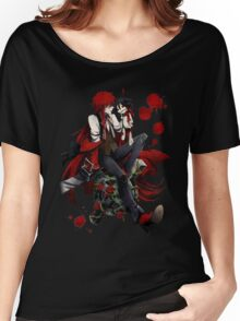 grell and the sebastian doll Women's Relaxed Fit T-Shirt