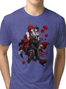 grell and the sebastian doll Tri-blend T-Shirt