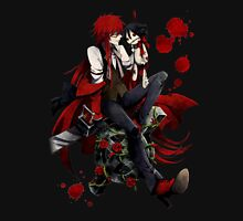 grell and the sebastian doll Unisex T-Shirt