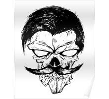 Sir Skull Poster