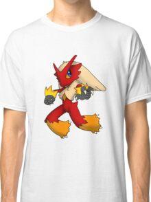 Pokemon Blaziken Chibi Classic T-Shirt