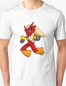 Pokemon Blaziken Chibi Unisex T-Shirt