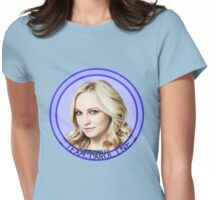 The Vampire Diaries - Team Caroline - (Designs4You) Womens Fitted T-Shirt