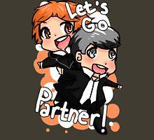 Let's Go Partner! - Persona 4 Unisex T-Shirt