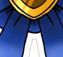Pokemon Diamond/Pearl/Platinum Sinnoh Contest Master Rank Ribbon (Beauty) Sticker