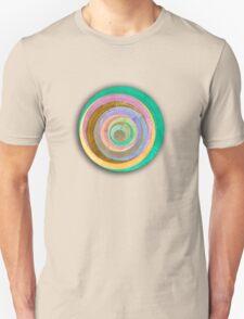 Sweet Swirls 3 Unisex T-Shirt