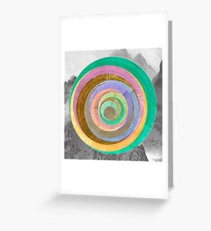 Sweet Swirls 3 Greeting Card