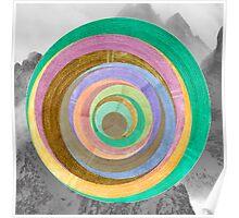 Sweet Swirls 3 Poster