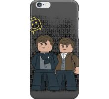 Lego Sherlock iPhone Case/Skin