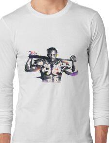 Bo Jackson- Raiders Long Sleeve T-Shirt