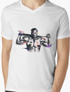 Bo Jackson- Raiders Mens V-Neck T-Shirt