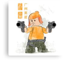 Lego Firefly Jayne Cobb Canvas Print
