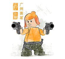 Lego Firefly Jayne Cobb Photographic Print