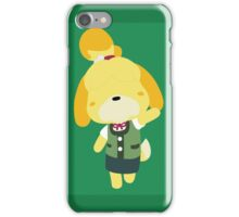 Isabelle (Shizue) iPhone Case/Skin