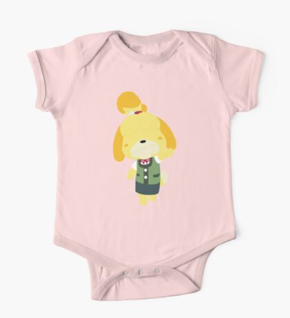 Isabelle (Shizue) One Piece - Short Sleeve