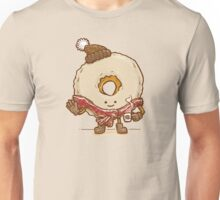 Bacon Scarf Maple Donut Unisex T-Shirt