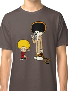Calvin & Hobbes : Afro Style Classic T-Shirt