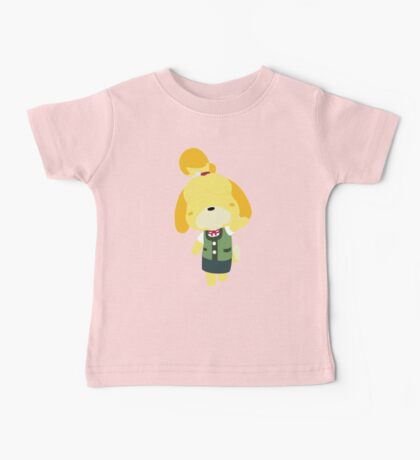 Isabelle (Shizue) Turquoise  Baby Tee