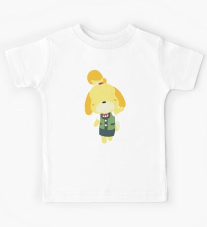 Isabelle (Shizue) Turquoise  Kids Tee