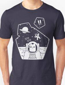 Christobelle Purrlumbus: Oblivious Explorer of Space T-Shirt