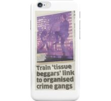 """""""best review yet"""" iPhone Case/Skin"""