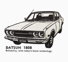 Datsun Realiability Baby Tee