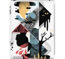 Shapes and Nightmares iPad Case/Skin