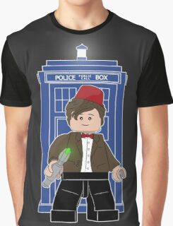 Lego Doctor Graphic T-Shirt