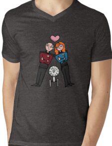 Crushin' It Mens V-Neck T-Shirt