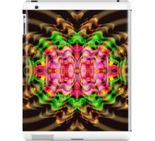 Vivid Colour Warp .... View larger for full effect iPad Case/Skin