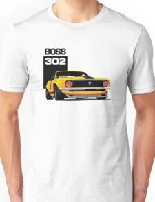 American Muscle Car 302 Unisex T-Shirt