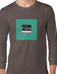 42 LeMans2 - Cadillac Long Sleeve T-Shirt