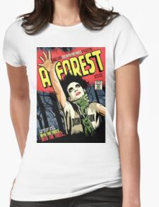 TFTS | Forest Womens Fitted T-Shirt